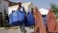 'Children need food at night in Afghanistan': People forced to sell household items on the streets in Kabul