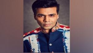 Karan Johar shares BTS picture from 'Rocky Aur Rani Ki Prem Kahani' set