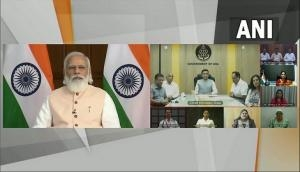 Goa is playing important role in success of world's largest, fastest vaccination drive, says PM Modi