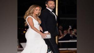 Jennifer Lopez praises Ben Affleck's 'The Last Duel', reflects on Venice trip in latest post