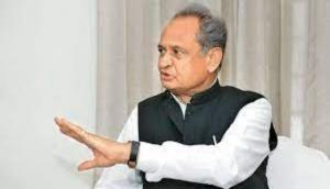 Ashok Gehlot says, Hope Amarinder Singh won't hurt Congress interests