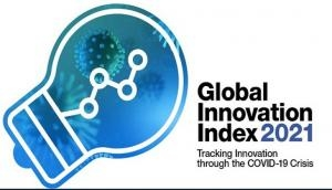 India scores 46th rank in Global Innovation Index 2021