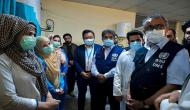 WHO chief warns Afghanistan's healthcare system on brink of collapse