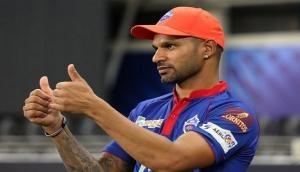 IPL 2021: Enjoying wearing Orange Cap and the way I'm timing the ball, says Shikhar Dhawan