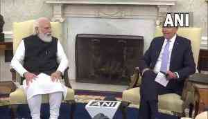 US President Biden taking initiatives to implement his vision for India-US ties: PM Modi