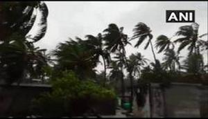 Cyclone 'Gulab': Deep depression intensifies