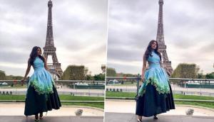 Priyanka Chopra shares a glimpse of her 'evening in Paris'