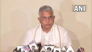 WB: Attacked, abused by TMC workers during campaigning for Bhabanipur by-poll, alleges Dilip Ghosh