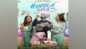 'Honsla Rakh' trailer: Diljit Dosanjh, Shehnaaz Gill's roller coaster ride of romance, parenting
