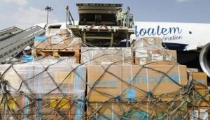 EU helps deliver 32 tonnes of UNICEF humanitarian supplies to Afghanistan
