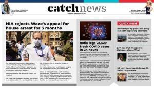 30th September Catch News ePaper, English ePaper, Today ePaper, Online News Epaper
