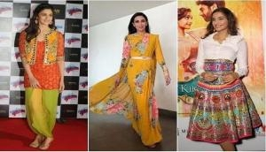 Navratri 2021: Bollywood outfit ideas to stand out this festive season