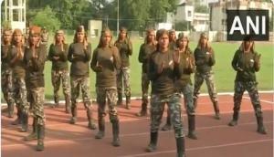 Bihar police squad of 92 woman commandos to fight Naxalites, terrorists