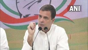 Violence increasing in Kashmir, Centre has failed to provide security: Rahul Gandhi
