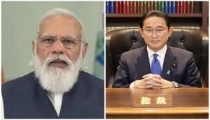 PM Modi discuss cooperation between India-Japan during 1st phone call with new PM Kishida