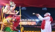 PM Modi prays for success, prosperity on 2nd day of Navratri