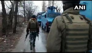 J-K: Encounter breaks out between terrorists, security forces in Shopian