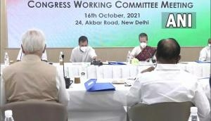 CWC Meeting: No need to speak to me through media, says Sonia Gandhi to G-23 leaders