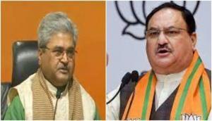 Punjab BJP in-charge Dushyant Gautam meets JP Nadda over Singhu border killing