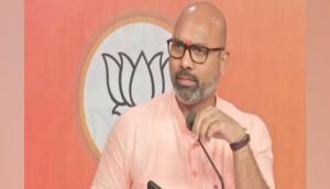 BJP's Dharmapuri Arvind slams Telangana CM, alleges Dalit Bandhu scheme stopped