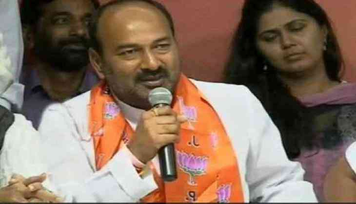 BJP's Sanjay Patil sparks controversy, says ED won't come after him as he is ruling party MP
