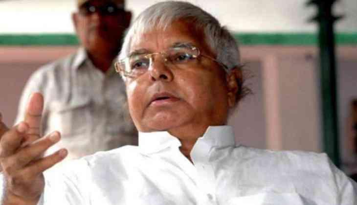 Lalu Prasad Yadav breaks silence on RJD's alliance with Congress in Bihar