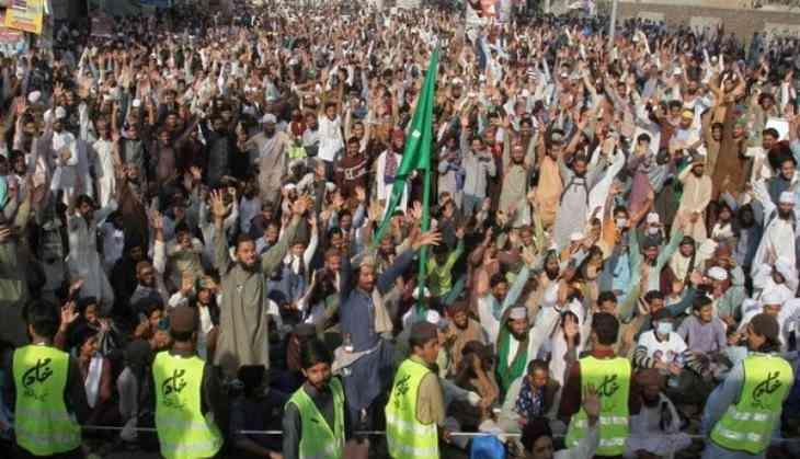 Pakistan: Hardline Islamist group threatens stage-in until release of chief Rizvi