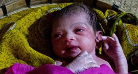 Child birth non hero