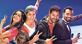 Why we dance: the real life story behind ABCD2. In video.