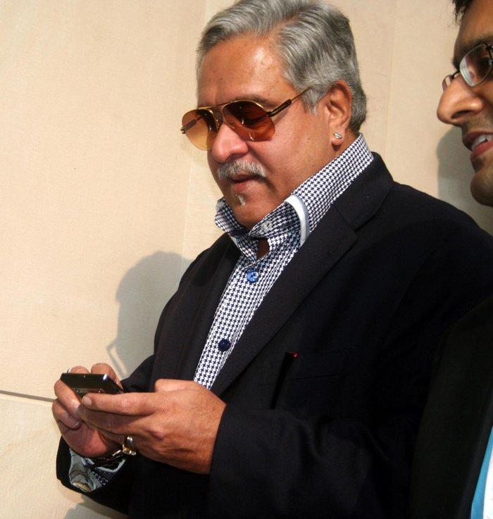 Vijay Mallya (Photo: Patrika)