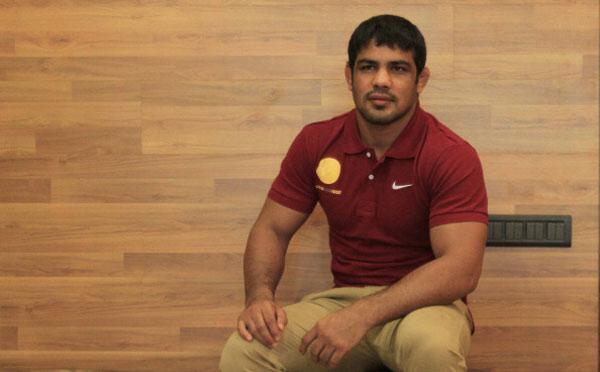 6 wrestlers Sushil Kumar