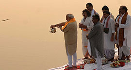 One year on: what Varanasi thinks of Modi. A video diary