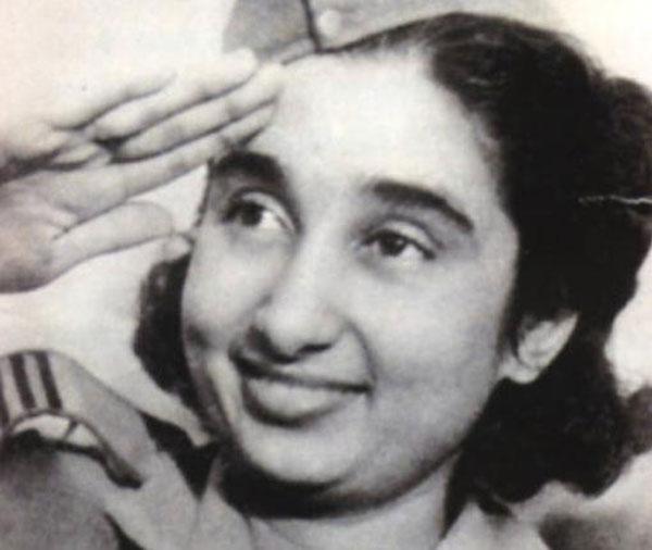 Captain Lakshmi Sehegal