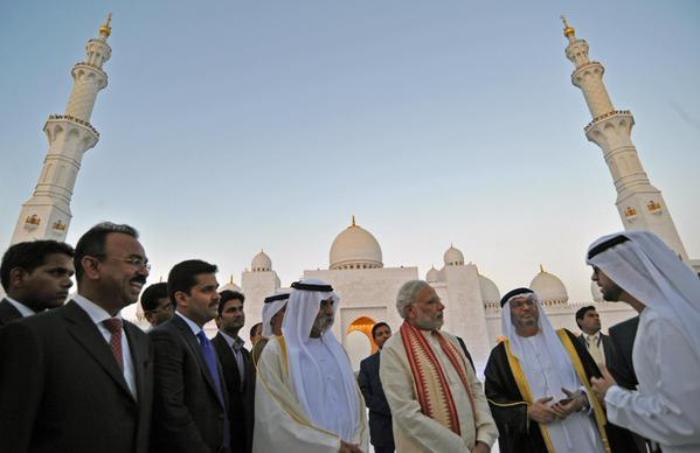 PM in UAE/Live