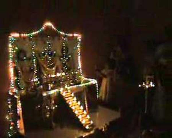 Hindu Temple Yemen