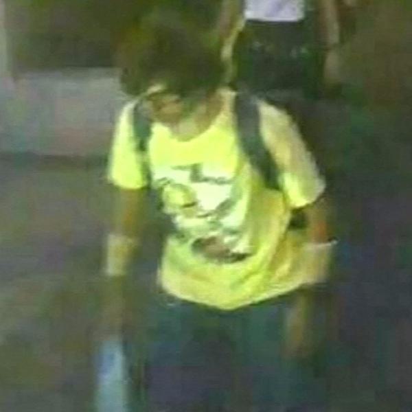 Bangkok Blast Suspect CCTV_Twitter