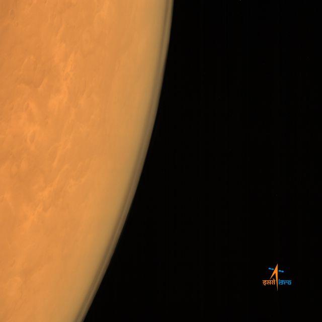 Mars-ISRO