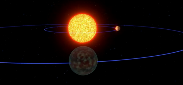Planet three times the size of Jupiter discovered!   catchnews