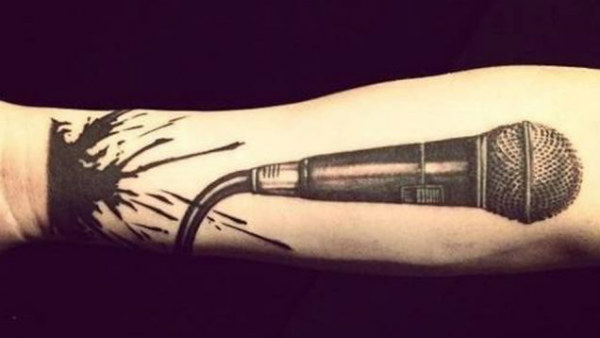 Zayn Malik tattoo_File photo