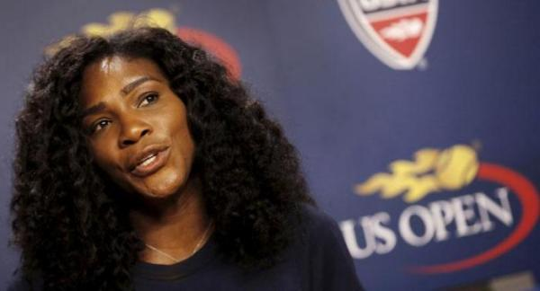 Serena Williams. Photo: Twitter/Eurosport_UK