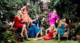 Smart. Sassy. Sexy. 6 amazing actresses, one fabulous conversation