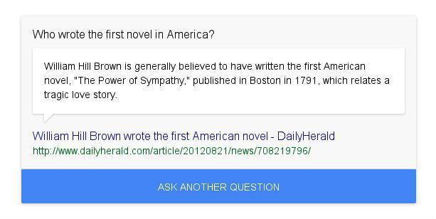 Google-Fun Facts