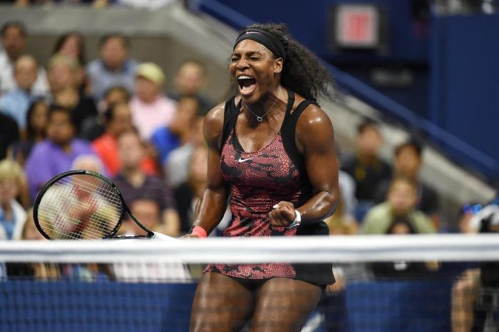 Serena Williams. Photo: Twitter/usopen
