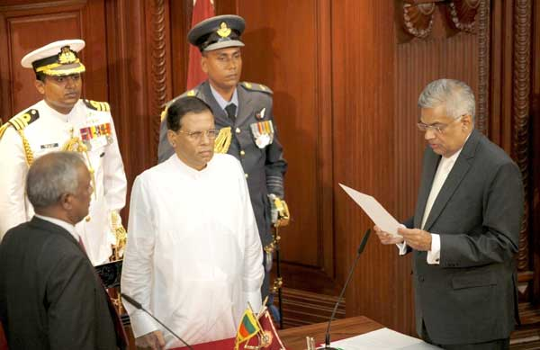 Ranil_Wickremesinghe_Getty Images