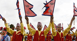 Explained: violence over Nepal