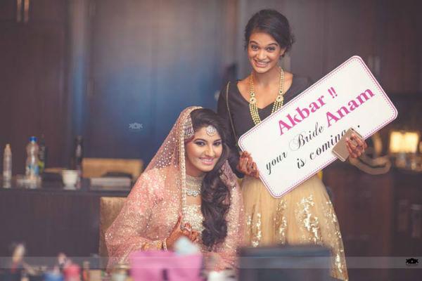 Sania Mirza-sister-wedding2/ Facebook/ Kamal Kiran Photography