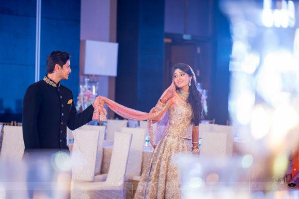 Sania Mirza-sister-wedding3/ Facebook/ Kamal Kiran Photography