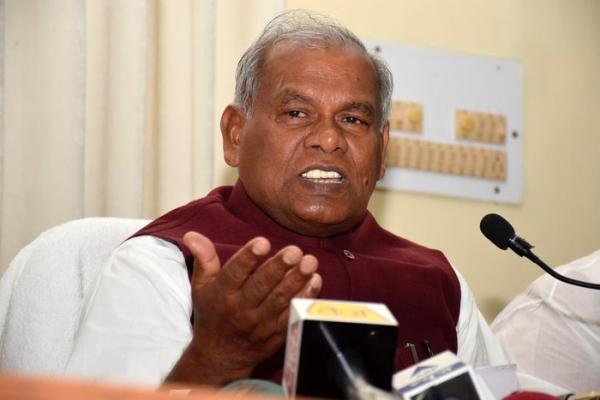 Jitan Ram Manjhi (Photo: Patrika)