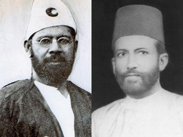 Hakim Ajmal Khan and Maulana Mohammad Ali Jauhar.jpg
