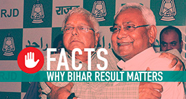 Watch: #BiharResult is a political watershed. Here